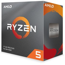 AMD Ryzen 5 3600 4.2GHz 34MB Wraith 65W 7nm AM4 İşlemci