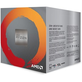 AMD Ryzen 5 3600X 4.4GHz 35MB Wraith 95W 7nm AM4 İşlemci