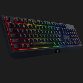 Razer BlackWidow Mekanik RGB Green Q TR RZ03-02861700-R3L1 Gaming Klavye