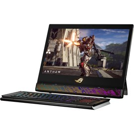 "Asus GZ700GX-EV011T Core i9-9980HK 32GB 512GB SSD RTX2080 17.3"" FHD 144Hz 3ms Win 10"