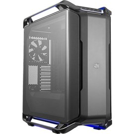 Cooler Master Cosmos C700P Black Edition RGB Aydınlatmalı Tempered Glass Full Tower Kasa