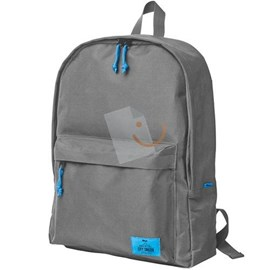 "Trust 20678 City Cruzer Backpack 16"" Gri Sırt Çantası"