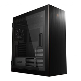 MSI MPG SEKIRA 500G Temperli Cam 3x Fan E-ATX Gaming Kasa
