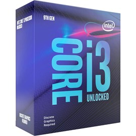 Intel Core i3-9350K Coffee Lake 4.60GHz 8MB UHD 630 Lga1151 İşlemci
