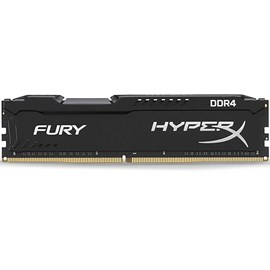 HyperX HX424C15FB3/8 Fury Black 8GB 2400MHz DDR4 CL15 XMP