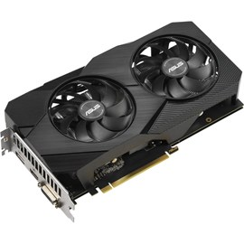 Asus DUAL-GTX1660S-A6G-EVO GTX 1660 SUPER Advanced 6GB GDDR6 192Bit 16x