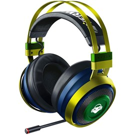 Razer Nari Ultimate Overwatch Lúcio Edition RZ04-02670200-R3M1 Kablosuz 7.1 Surround Gaming Kulaklık