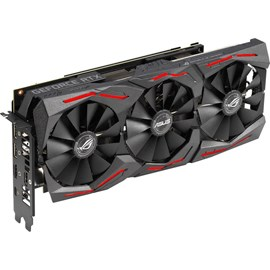 Asus ROG-STRIX-RTX2060S-8G-EVO-GAMING GeForce RTX 2060 SUPER 8GB GDDR6 256Bit 16x