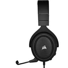 Corsair CA-9011213-EU HS60 PRO SURROUND Carbon 7.1 PC PS4 Konsol Gaming Kulaklık