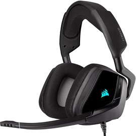 Corsair CA-9011203-EU VOID RGB ELITE USB Carbon Premium Gaming Kulaklık 7.1 Surround