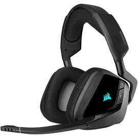 Corsair VOID RGB ELITE Carbon Wireless Premium CA-9011201-EU Gaming Kulaklık 7.1 Surround