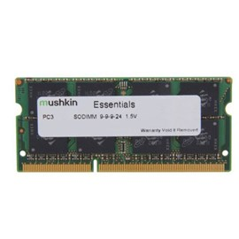 Mushkin 991647 Essentials 4GB DDR3 1333MHz CL9 SODIMM