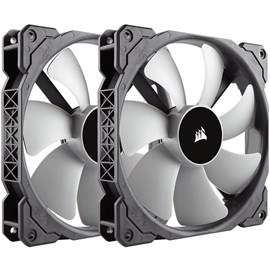 Corsair CO-9050044-WW ML140 140mm PWM Premium Magnetic Levitation Fan İkiz Paket