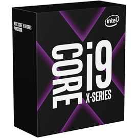 Intel Core i9-10900X 3.7 GHz LGA2066 19.25 MB Cache 165 W İşlemci Box
