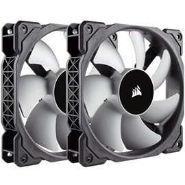 Corsair CO-9050039-WW ML120 120mm PWM Premium Magnetic Levitation Fan İkiz Paket