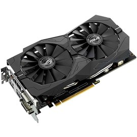Asus STRIX-GTX1050TI-O4G-GAMING GeForce GTX 1050 Ti 4GB GDDR5 128Bit 16x