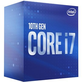 Intel Core i7-10700 2.9 GHz LGA1200 16 MB Cache 65 W İşlemci Box