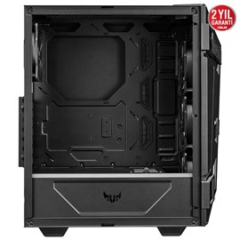 ASUS TUF GAMING GT301 RGB Tempered Glass USB 3.2 Mid Tower Kasa