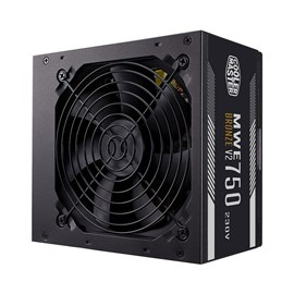 Cooler Master MWE 750W 80+ Bronze V2 120mm Fanlı PSU