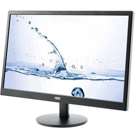 AOC M2470SWH 23.6 5ms Full HD HDMI D-Sub MVA Led Siyah Monitör