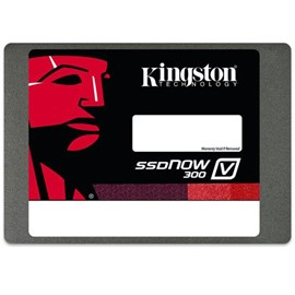 Kingston SV300S37A/480G SSDNow V300 SSD 480GB Sata3 2.5 450Mb-450Mb