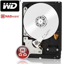 "Western Digital WD40EFRX Red 4TB 64MB 5400Rpm Sata3 3.5"" NAS Disk"