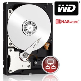 Western Digital WD40EFRX Red 4TB 64MB 5400Rpm Sata3 3.5 NAS Disk