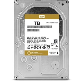 Western Digital WD6002FRYZ Gold Enterprise 6TB 128MB 7200Rpm Sata3 3.5 Disk