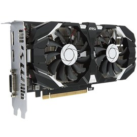 MSI GeForce GTX 1050 TI 4GT OC 4GB GDDR5 128Bit 16x