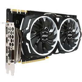 MSI GeForce GTX 1080 ARMOR 8G OC 8GB GDDR5X 256Bit HDMI DP 16x