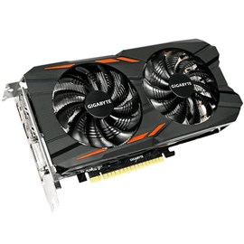 Gigabyte GV-N1050WF2OC-2GD GeForce GTX 1050 Windforce OC 2GB GDDR5 128Bit 16x