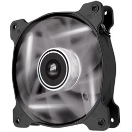 Corsair CO-9050015-WLED Air Series AF120 LED White Quiet Edition Yüksek Hava Akışlı 120mm Fan