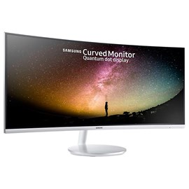 "Samsung LC34F791WQMXUF 34"" 4ms UWQHD 100Hz HDMI DP Quantum Dot Kavisli Gaming Led Monitör"