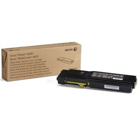 XEROX 106R02235 Sarı Toner Phaser 6600 Workcentre 6605