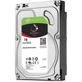"Seagate ST4000VN008 IronWolf 4TB 64MB 5900Rpm 3.5"" SATA 3 NAS 180MB/s"