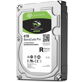 "Seagate ST6000DM004 BarraCuda Pro Rescue 6TB 256MB 7200Rpm 3.5"" SATA 3 210MB/s"