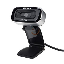 Zalman ZM-PC100 High Resolution 720p Webcam