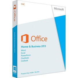 Microsoft T5D-01781 Office 2013 Home and Business Türkçe Kutu 32/64Bit DVD
