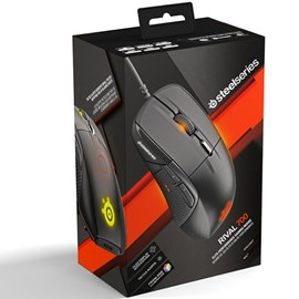 Steelseries Rival 700 OLED 16K Optik Siyah Gaming Mouse