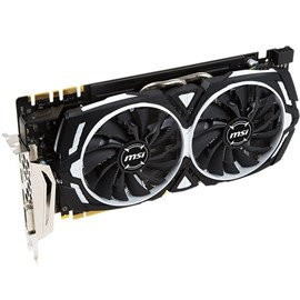 MSI GeForce GTX 1070 ARMOR 8G OC 8GB GDDR5 256Bit HDMI DP 16x