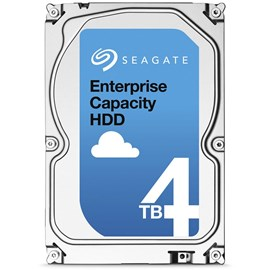 "Seagate ST4000NM0035 Enterprise Capacity 3.5"" 4TB 512n 128MB SATA V.5 6Gb/sn HDD"