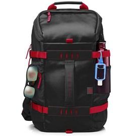 0ab04b2a1b04b HP X0R83AA Odyssey Siyah-Kırmızı 15.6 Sırt Çantası