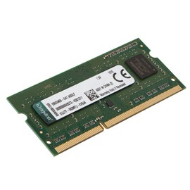 Kingston KVR16S11S8/4 4GB 1600MHz DDR3 CL11 SODIMM