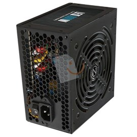 Zalman ZM600-LEII Dual Forward 600W 120mm Fan PSU