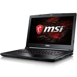 MSI GS43VR 7RE-091TR Phantom Pro Core i7-7700HQ 16GB 256GB SSD 1TB GTX1060 14 Full HD Win 10