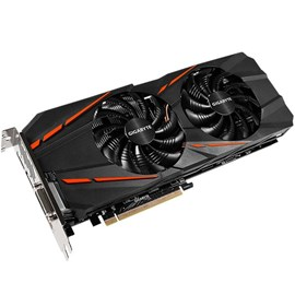 Gigabyte GV-N1060G1 GAMING-6GD GeForce GTX 1060 G1 Gaming 6GB GDDR5 192Bit 16x