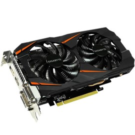 Gigabyte GV-N1060WF2OC-3GD GeForce GTX 1060 WINDFORCE OC 3GB GDDR5 192Bit 16x