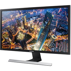 "Samsung LU28E590DS/UF 28"" 1ms 4K UHD 2xHDMI DP FreeSync Led Monitör"