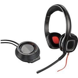 Plantronics GameCom D60 Gaming Headset +AMP Mikser