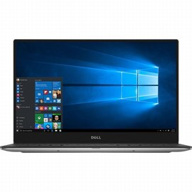 "Dell XPS 13 9360 QTS50W1082N Core i7-7500U 8GB 256GB SSD 13.3"" Win 10"